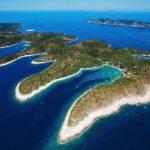 islands near